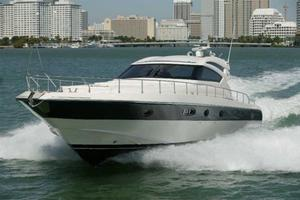 Used Cayman 58 HT Express Cruiser Boat For Sale