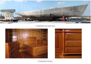 Used Derecktor Cruiser Sailboat For Sale