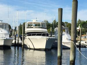 Used Viking 57 Convertible Sports Fishing Boat For Sale