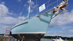 Used Custom Chuck Paine Cruiser Sailboat For Sale