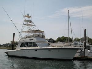 Used Hatteras 52 Convertible Fishing Boat For Sale