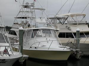 Used Crosby 30 Canyon Sports Fishing Boat For Sale