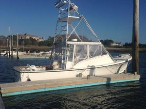 Used Jc Provincetown Downeast Fishing Boat For Sale
