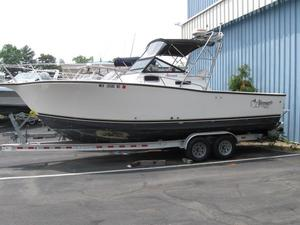 Used Albemarle 265 Express Fisherman Saltwater Fishing Boat For Sale