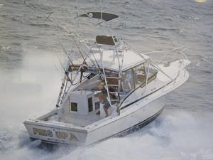 Used Dawson Yachts 33 Express Sports Fishing Boat For Sale