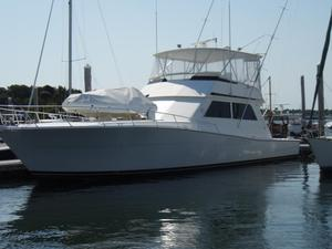 Used Viking 58 Convertible Fishing Boat For Sale