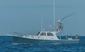 Used Wesmac 46 Sportfish Twin Engine Downeast Fishing Boat For Sale