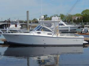 Used Albemarle 280 Express Fisherman Cruiser Boat For Sale