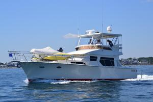 Used Mikelson 43 Sportfisher Sports Fishing Boat For Sale