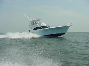 Used Custom Carolina Sportfish Convertible Fishing Boat For Sale