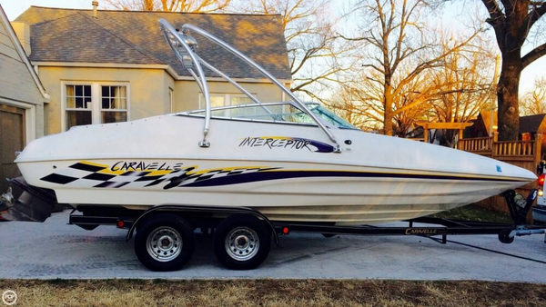 Used Caravelle 23 Cruiser Boat For Sale