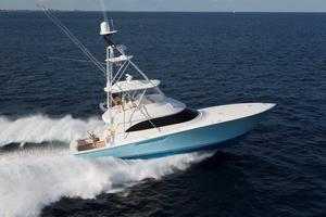 New Viking 55 Convertible Fishing Boat For Sale