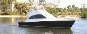 Used Ocean Yachts 52 Convertible Fishing Boat For Sale