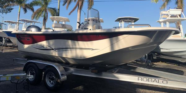 Used Carolina Skiff 178 Commercial Boat For Sale