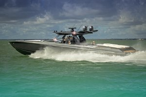 Used Nor-Tech 560 Sport CC High Performance Boat For Sale