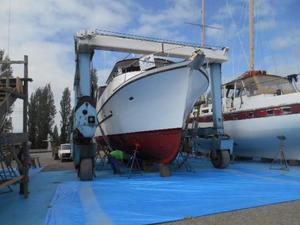 Used Hansen Trawler Boat For Sale