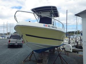 Used Caravelle 210 Center Console Center Console Fishing Boat For Sale