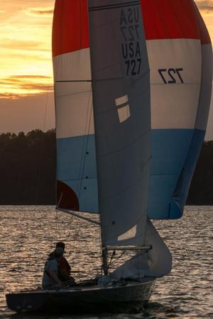 Used Soling 27 Racer and Cruiser Sailboat For Sale