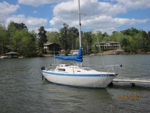 Used San Juan 23 Daysailer Sailboat For Sale