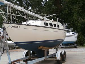Used Victoria 26 Daysailer Sailboat For Sale