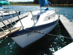 Used Watkins 27 Cruiser Sailboat For Sale