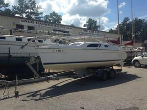 Used Hunter 25 Cruiser Sailboat For Sale