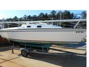 Used Precision 21 Cruiser Sailboat For Sale