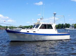 Used Bruno & Stillman Downeast Fishing Boat For Sale