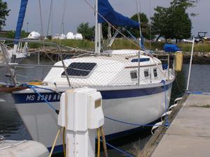 Used Watkins Sloop Sailboat For Sale