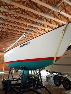 Used Landing School 26 Ellis Sloop Sailboat For Sale