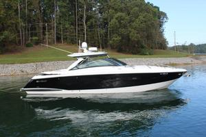 Used Cobalt A40 With Twin Volvo 430 HP Cruiser Boat For Sale