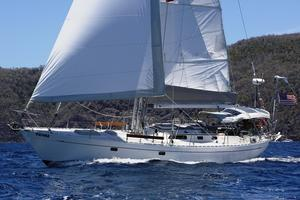 Used Lafitte 44 Cutter Sailboat For Sale