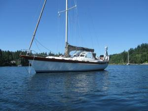 Used West Indies Heritage Cruiser Sailboat For Sale