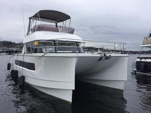New Fountaine Pajot MY 37 Power Catamaran Boat For Sale