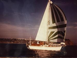 Used Shannon 28 Cutter Sailboat For Sale