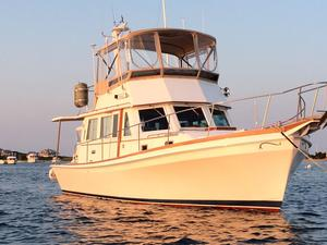 Used Shannon Voyager 36 Downeast Fishing Boat For Sale