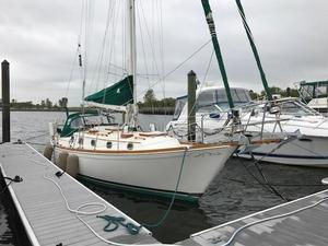 Used Shannon 39 Cruiser Sailboat For Sale