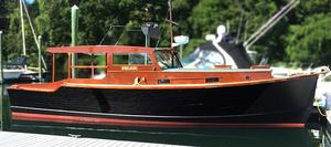 Used Hemingway Pilar Exact Replica Power Antique and Classic Boat For Sale