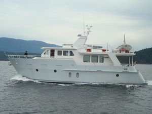 Used Inace Buccaneer Trawler Boat For Sale