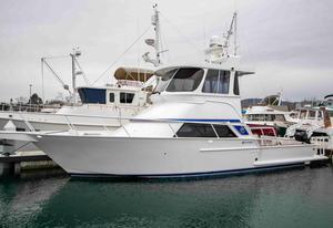 Used Striker 42 Sportfish Sports Fishing Boat For Sale