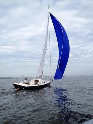 New Tartan Fantail Sloop Sailboat For Sale
