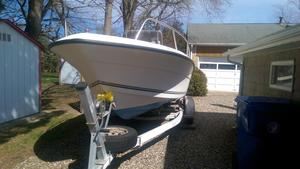 Used Sunbird Neptune 200 CC Center Console Fishing Boat For Sale