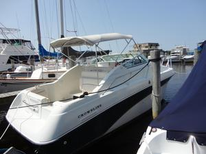 Used Crownline 250 Cruiser Boat For Sale
