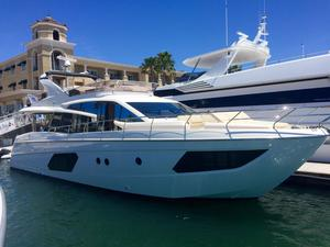 Used Absolute 60 Fly Motor Yacht For Sale