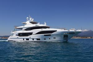 New Benetti Mediterraneo 116 Motor Yacht For Sale