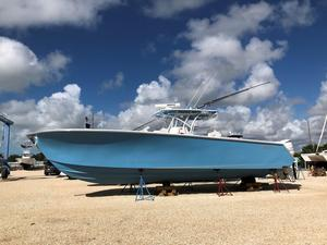 Used Seahunter 41 Center Console Fishing Boat For Sale