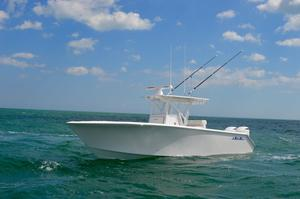 Used Seahunter 31 Center Console Fishing Boat For Sale