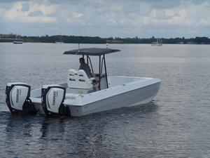 Used Obx Boatworks 30 Open Cat Power Catamaran Boat For Sale