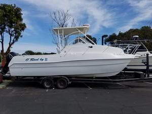 Used Pro Sports 2650 Power Catamaran Boat For Sale