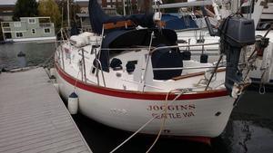 Used Fast Passage 39 Cruiser Sailboat For Sale